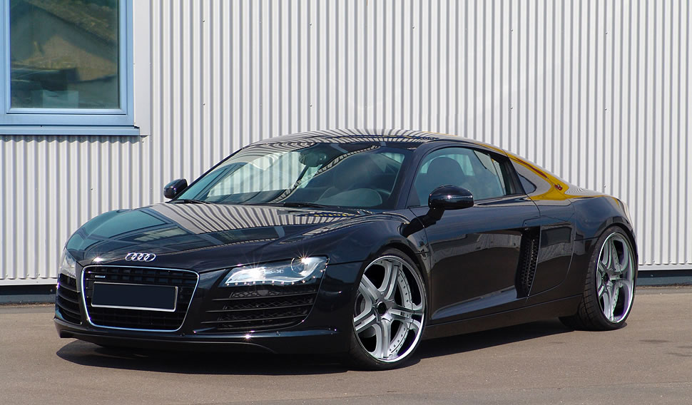 Audi alguns. Audi%20R8%20Altstadt%20EXE%20S250%2020inch%20White%20and%20Polished